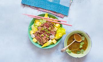 Comment préparer un bon tataki de bœuf aux épices ?