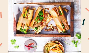 Comment réaliser un Bánh Mì qui déboîte ?