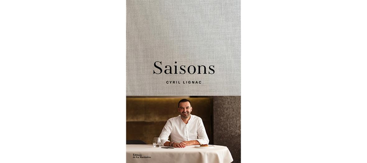 Couverture du livre Season de Cyril Lignac
