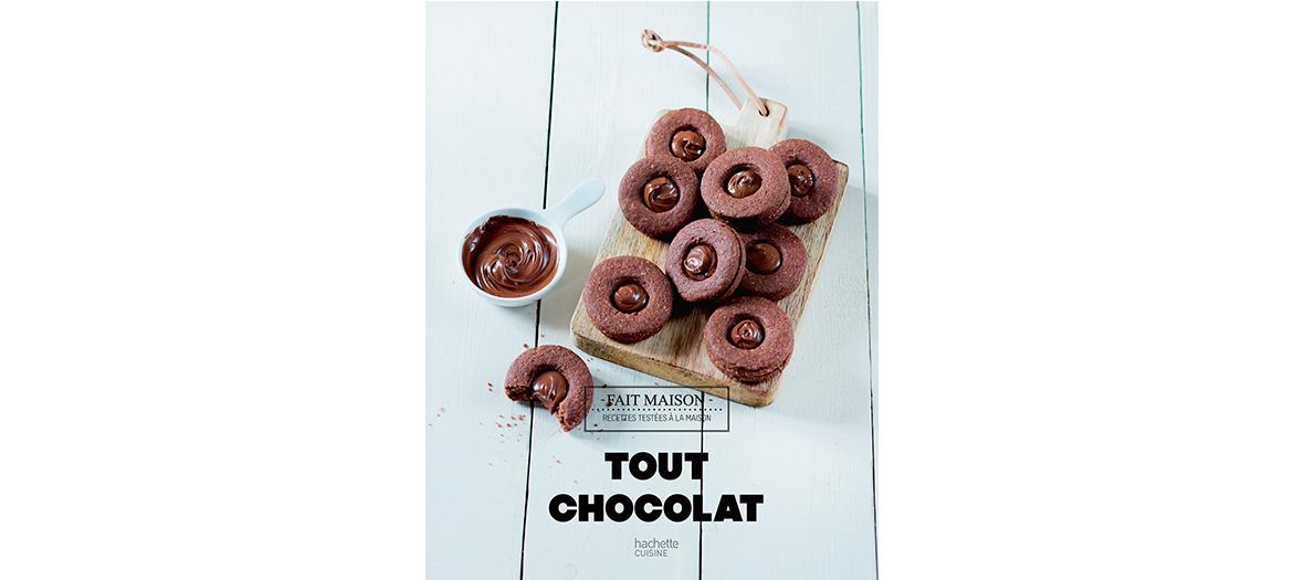 Livre de recettes Fait maison Hachette edition