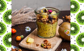 Osez la compote de kiwi
