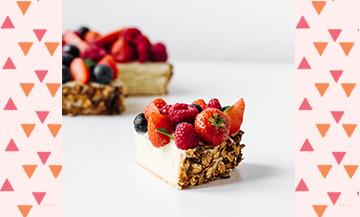 """La """"génoise-tarte"""" de Nicolas Paciello"""