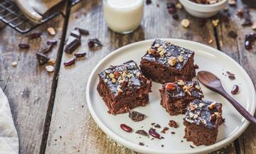 Recette Brownie Sans Gluten
