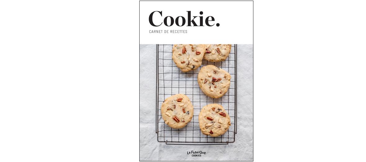 Livre de recette de la Fabrique à Cookies