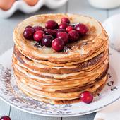 Recette facile de pancakes healthy