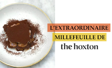 Recette Millefeuille The Hoxton