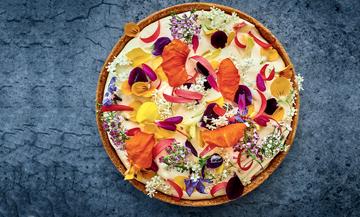 La tarte aux fleurs de Jean-François Piège