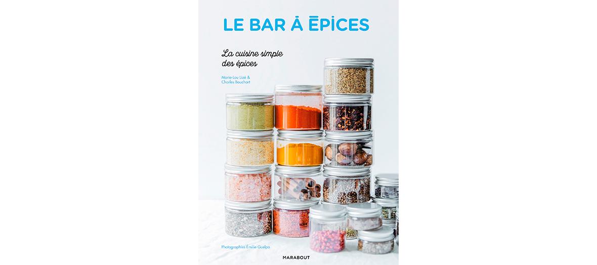 Livre de recette de Marie-Lou Lizé et Charles Bouchart, éditions Marabout