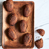 Recette simple de madeleines