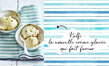 Recette Kulfi Glace Indienne