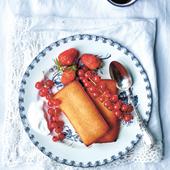 Recette de friands aux amandes et à la vanille