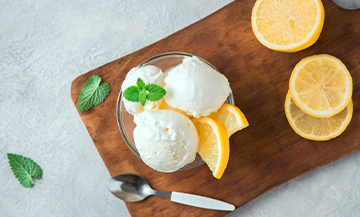 Comment faire un sorbet citron ?