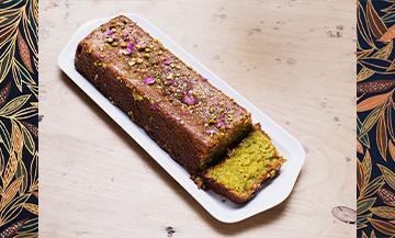 Comment faire le cake à la fleur d'oranger du Café Pimpin ?