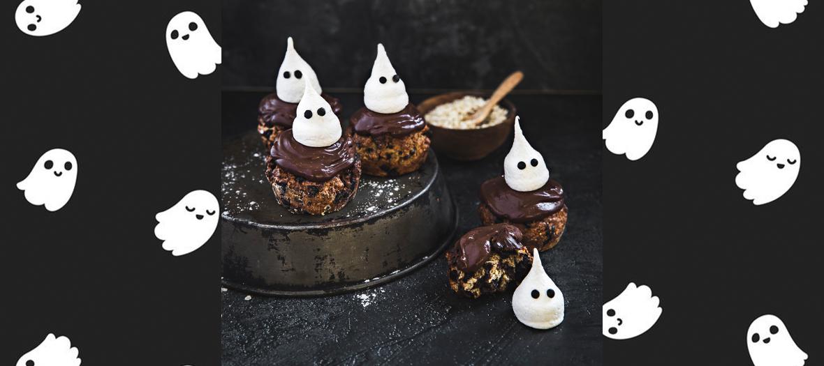 Recette Muffins Halloween