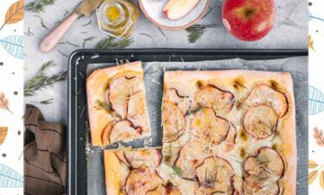 Recette Focaccia Pommes Et Romarin