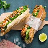 Recette du sandwich vietnamien au poisson