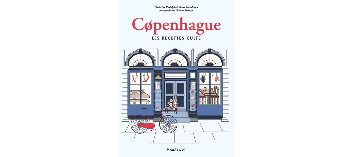 Couverture du livre Copenhague les recettes cultes