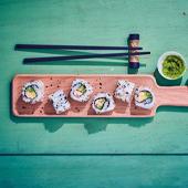 Recettes des Sushi California Rolls
