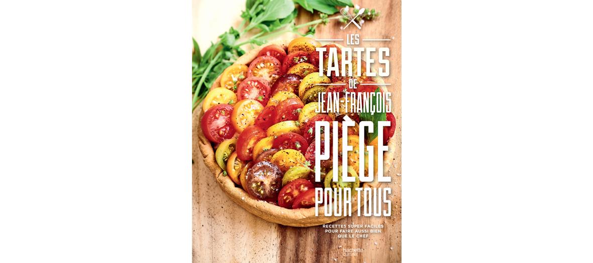 Livre de recette de Jean-François Piège édition Hachette Cuisine