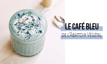L Incroyable Blue Latte