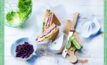 Comment concocter un sublime club sandwich au thon ?