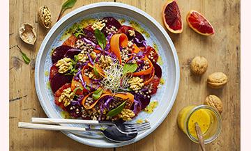 La salade veggie pour une rentrée healthy