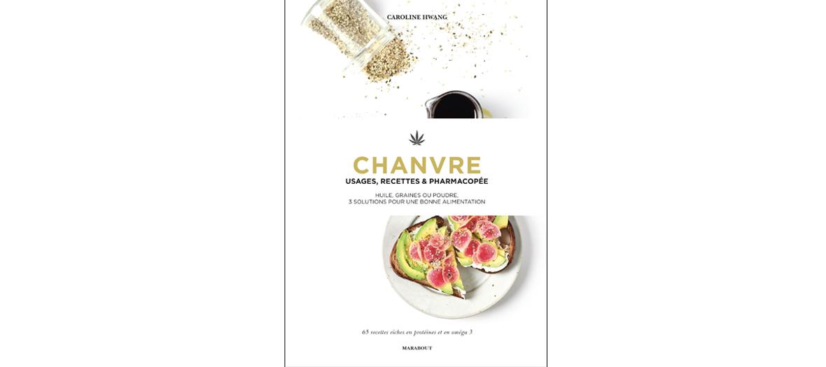 Le livre de recette  Usages, recettes & pharmacopée de Caroline Hwang