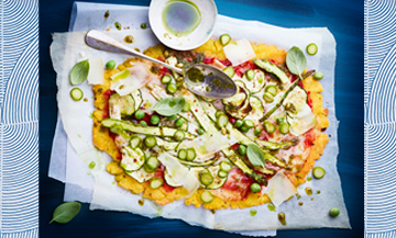 Et si on se tapait une pizza veggie et sans gluten ?