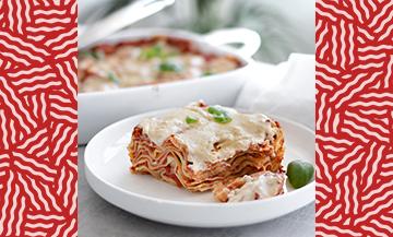 Lasagnes Bolognaise Vegetale
