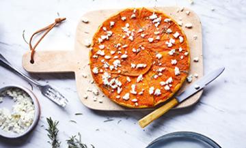 La tarte salée la plus sexy de l'automne