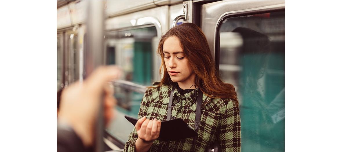 intuition dans le métro