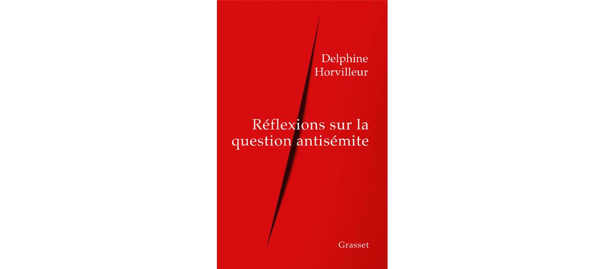 Livre de Delphine Horvilleur, éditions grasset