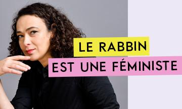 3 choses à savoir sur la rabbine Delphine Horvilleur