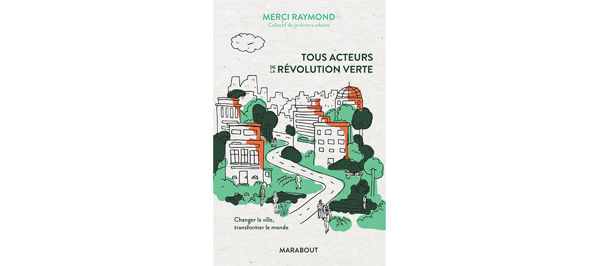 Couverture du livre merci Raymond