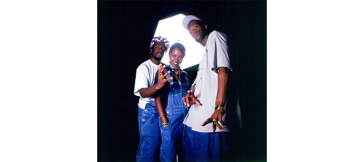 Fugees groupe de musique hip hop