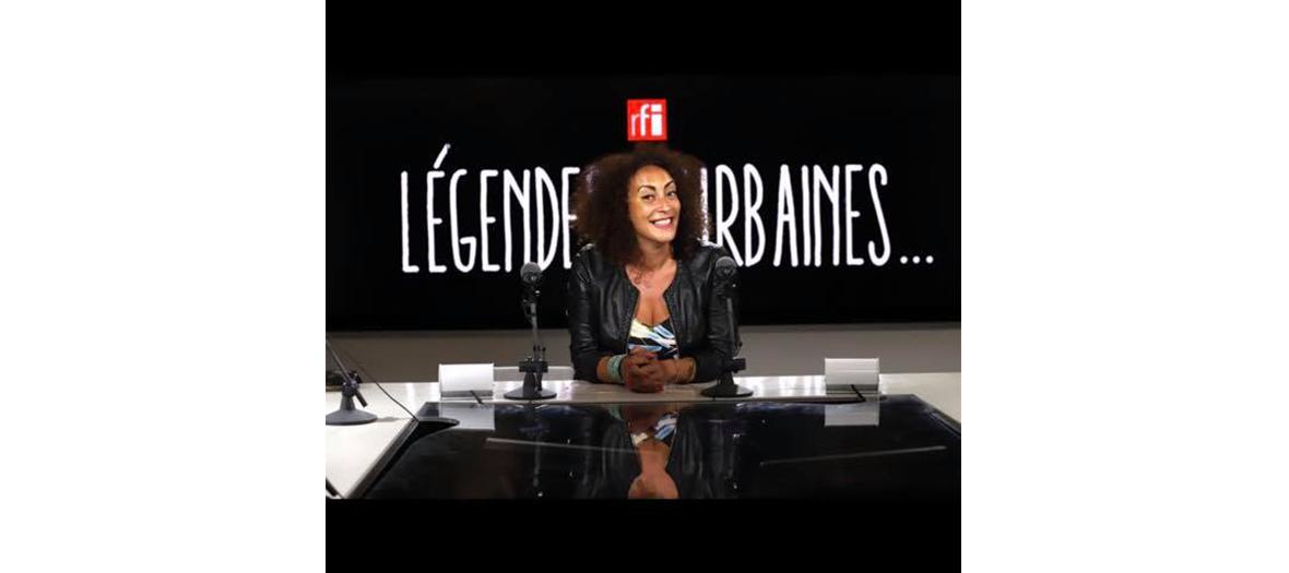 Juliette Fievet dans Légendes urbaines sur RFI