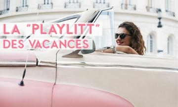 Playlist livres audio pour l'été