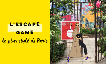 The most stylish escape game in Paris