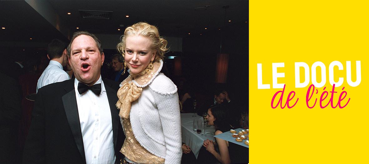Film documentaire avec Harvey Weinstein et Nicole Kidman