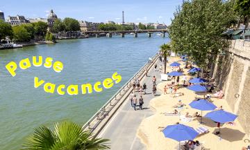 Les meilleurs spots de Paris Plages