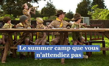 Summer Camp de Facebook au Parc de la Villette