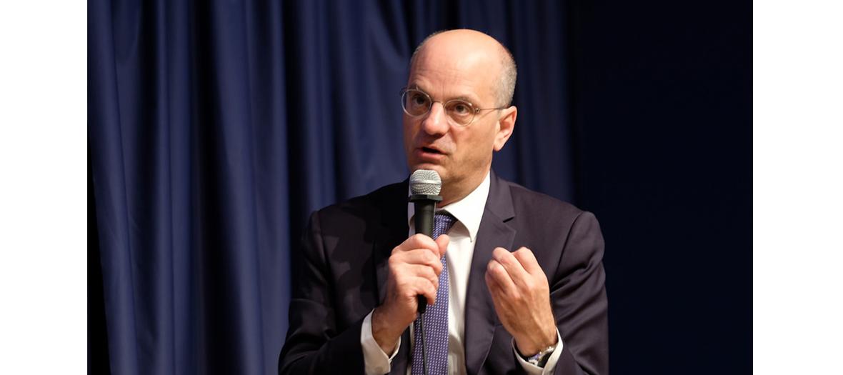 Jean Michel Blanquer, ministre de la république française