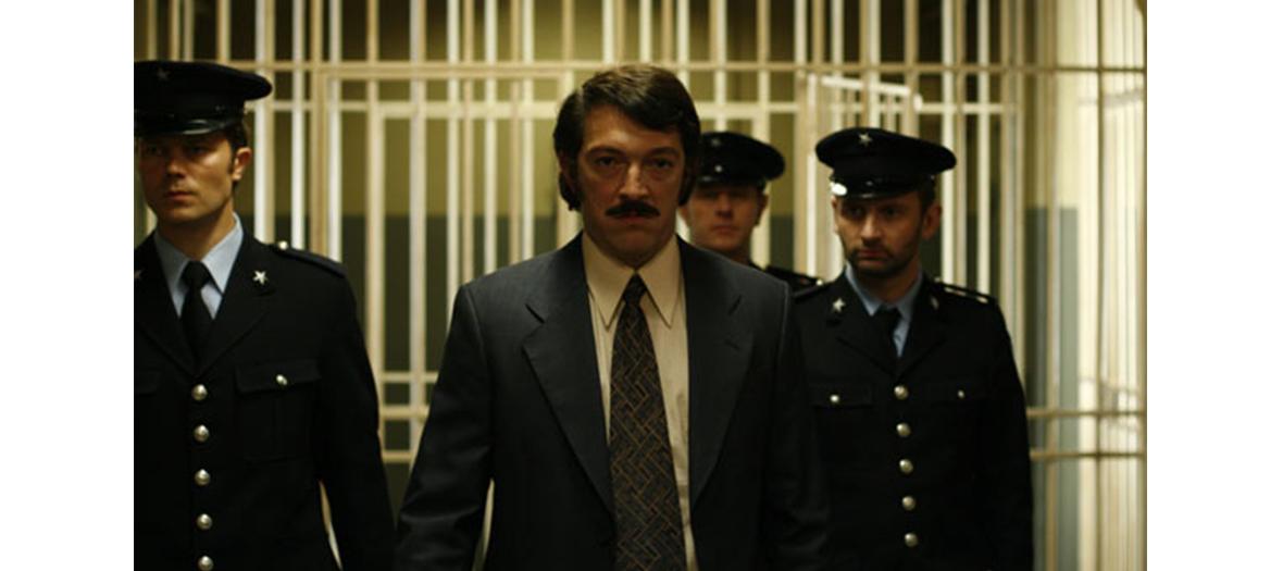 Vincent cassel dans le film Jacques Mesrine