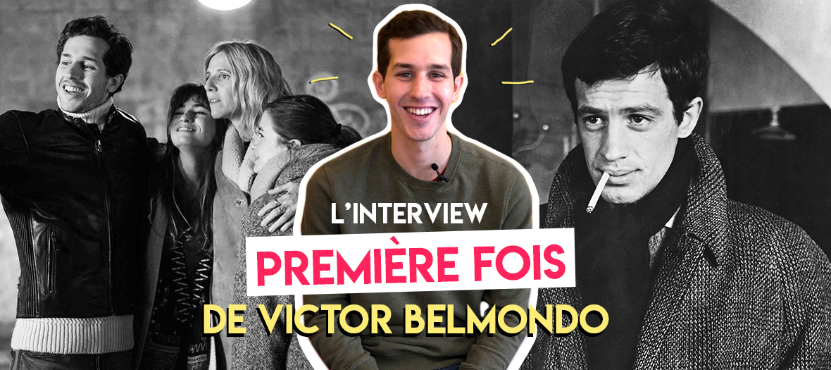 Interview Victor Belmondo