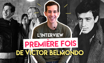 Interview de Victor Belmondo