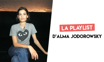 Photo portrait d'Alma Jodorowsky