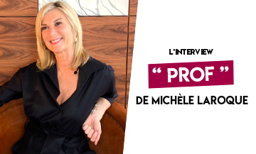 Photo portrait de Michele Laroque