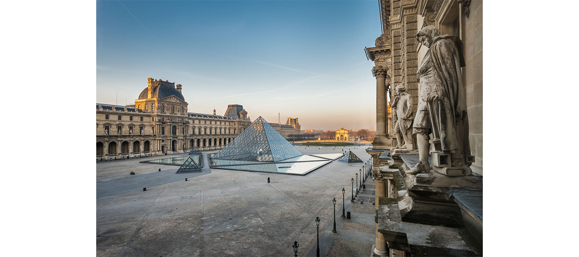 Clim of the Louvre Museum