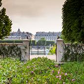 Événement jardin urbain aux Tuileries