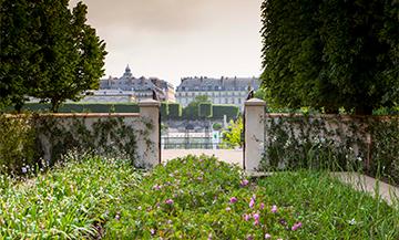Le plus beau jardin de Paris